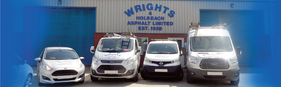 Wrights and Holbeach Asphalt Ltd - Flat Roofing & Mastic Asphalt Specialists