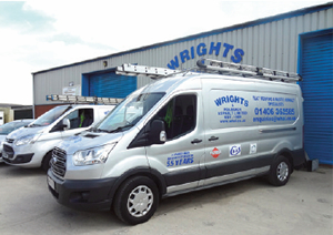 Wrights and Holbeach Asphalt Ltd - Flat Roofing Services in Lincolnshire